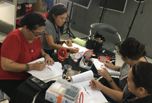 Makeup Class Small Group Session  by Headmasters Philippines