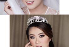Wedding of Jesisca by headpieceku