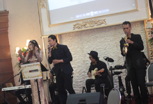 Full Acoustic + Keyboard at International Wedding by HEAVEN ENTERTAINMENT