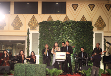 Mini orchestra for Nysa & Akbaral Wedding by HEAVEN ENTERTAINMENT