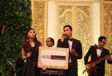 Full chambers at Kempinsky Jakarta by HEAVEN ENTERTAINMENT