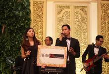 Full chambers at Kempinsky Jakarta by HEAVEN ENTERTAINMENT