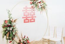 Hensen and Sherly Wedding by Bali Wonderful Decor