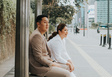 The Prewedding of Tadius and Dika by Hello Elleanor