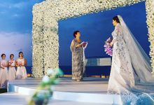 Burj Al Arab Wedding by Theresa D Wedding Celebrant