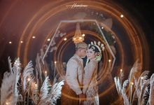 The Wedding Of Syifa And Dennis by Madina weddings
