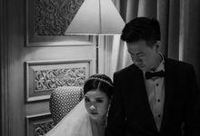 Hendra & Diana Wedding at Le Meridien Hotel Jakarta by AKSA Creative
