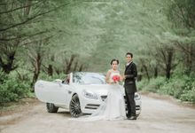 The Prewedding of Hendra & Diah by Malong Studios