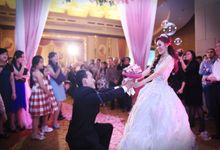 The Wedding of Hendra & Meiry by WedConcept Wedding Planner & Organizer