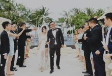 Hendra & Nesia - Wedding at Royal Santrian, Bali by Snap Story Pictures