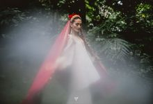 The Wedding of Advina & Hendrik by Visuel Project