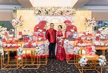Sangjit Day of  HENDRO & JESSICA by MADISON PARTY