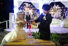 Wedding Day of Hendy & Clarissa by D'banquet Pantai Mutiara
