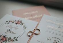 28.10.18 - The Wedding Of Hendry & Anie by Sugarbee Wedding Organizer