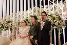 "Hosting - Wedding Reception ""Roki & Rossi"" by Hengky Wijaya"