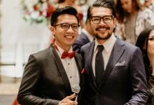 Handoko & Christine Wedding Reception by Hengky Wijaya