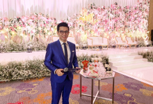 Erwin & Maya Wedding Reception by Hengky Wijaya