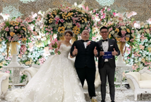 Wedding Reception MC Hengky & Divine by Hengky Wijaya