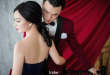 The compilation of pre-wedding shoot by Henri Winata Menswear