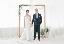 Wedding of Victor&Dwiyana by Henri Winata Menswear