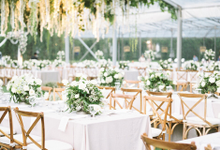 Sophisticated Hillside Wedding in Bandung by Her Maid of Honor