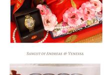Sangjit Ceremony : Andreas & Venessa by Heritage Sangjit