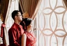 Sangjit Ceremony : Niko & Clarissa by Heritage Sangjit