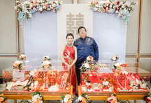 Sangjit Ceremony : Didit & Cindy by Heritage Sangjit