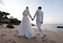 Tang Yu Fei & Le Chen Wei by I Love Wedding Bali