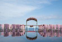 Lin Yi Wei & Wang Yun Tin by I Love Wedding Bali