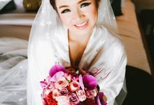 Awin & Synthia Wedding by Tefillah Wedding