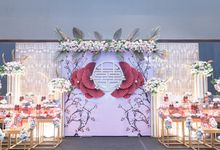 Sangjit Day of  HERYANTO & MARIA by MADISON PARTY