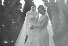 Hanzell & Feren by Orange Wedding Planner