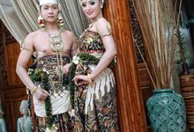 Wedding Olive & Bayu by Gracio Photography