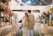 The Solemnization of Elliyana & Raof by Twinception Productions