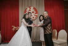 Tea Pai Handoko & Grace by Mercure Jakarta Kota
