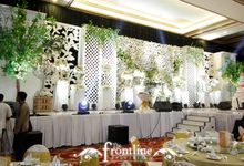 THE WEDDING OF  ACE & VEMMY by Eden Design