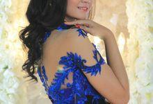 In Collaboration with Kanaya Kebaya by Megan Anastasia Makeup Artist