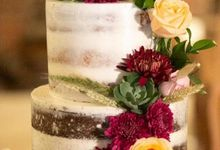 Wedding Cake Project at Dea Villas Canggu Bali by Henny Cookies and Cakes, Bali