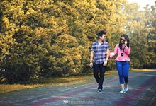 Photo Prewedding by ShenLeo Makeup