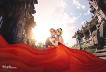 Prewed Tradisional Adat Bali by Wikanka Photography