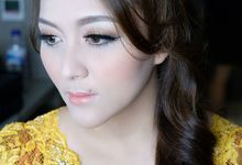 the Beauty of Indonesia Woman by Beyond Makeup Indonesia
