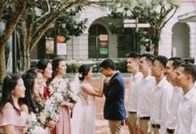 Hadi & Indri Wedding Day Part 1 by Filia Pictures