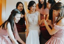 Hadi & Indri Wedding Day Part 2 by Filia Pictures