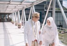 The Wedding Of Nadia & Felix by Hiasan Hati Wedding Planner & Organizer