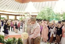 The Wedding of Arini & Iman by Hiasan Hati Wedding Planner & Organizer
