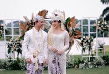 The Wedding of Sarah & Jimmy by Hiasan Hati Wedding Planner & Organizer