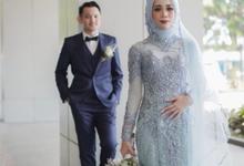The Wedding of Iwan & Rini by Hiasan Hati Wedding Planner & Organizer