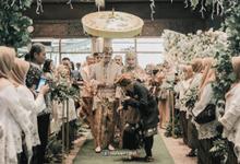 The Wedding of Fifi & Yudha by Hiasan Hati Wedding Planner & Organizer