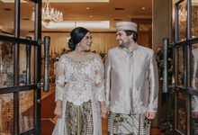 The Wedding of Widya & Ivan by Hiasan Hati Wedding Planner & Organizer